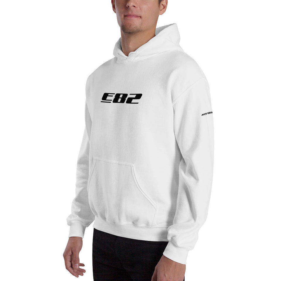 BMW 1M (E82) Hooded Sweatshirt - xoem