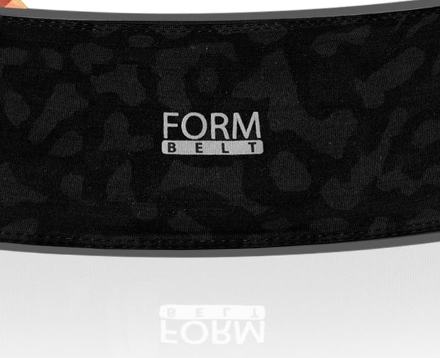 Formbelt® Laufgürtel, Black-Shadow