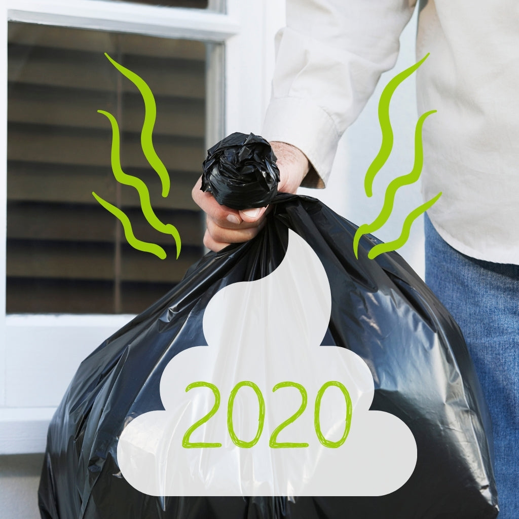 Smell ya later, 2020. Hello 2021, our new favorite year.