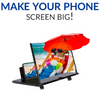 CineMax HD Mobile Screen Magnifier