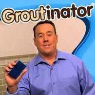 Groutinator Cleans grout instantly