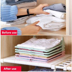 Multipurpose Space Saver foldable Cloth Storage Holders