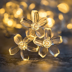 Indoor & Outdoor LED Light Flower Decoration ( Buy 1 Get 1 Free )