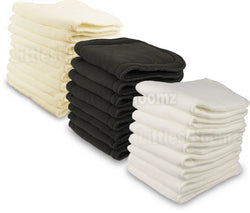 Microfiber Reusable Inserts Boosters Liners - Happy Panda