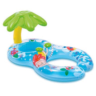 Parent & Kid Swimming Floating Toy - Happy Panda