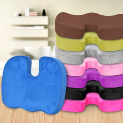 U Shape Breathable Orthopedic Memory Foam Chair Cushion