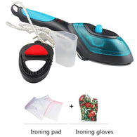 Cloth Ironing Electric Garment Steamer For Home & Travelling - Happy Panda
