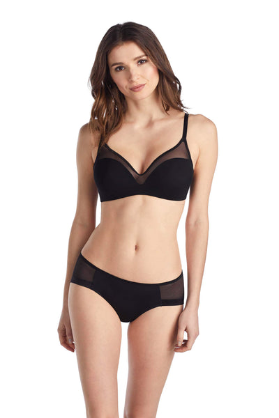 Le Mystère - Essentials - Sheer Illusion Black 5584 - 001