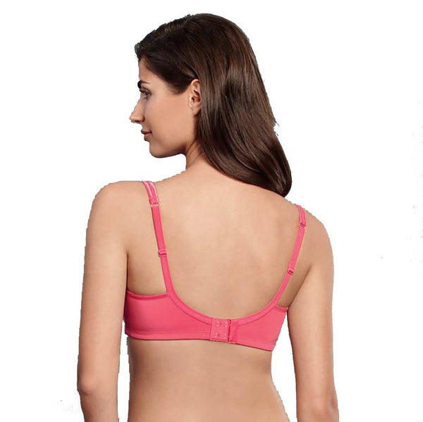 Anita Care Tonya Wire Free Moulded Cup Mastectomy Bra - Magenta 5706X
