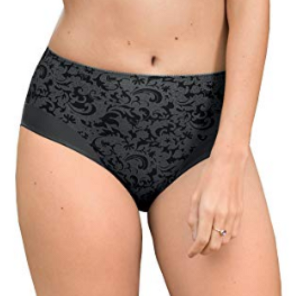 Anita Ancona High Waist Brief - Silver Night 1561