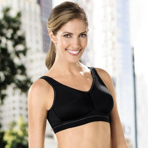 Anita Viviana Active Pocketed Mastectomy Bra - Black 5300X