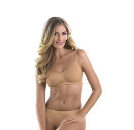 Anita Care Allie Soft Cup Cotton Mastectomy Bra -  Skin 5301X