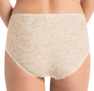 Anita Care Ancona High Waist Brief - Ivory 1561