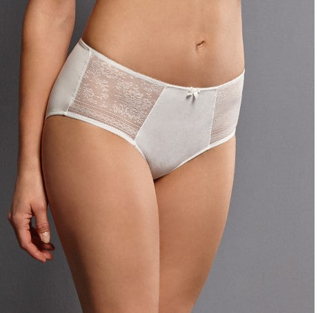 Anita Fleur High-Waist Brief - Crystal 1355