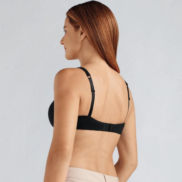 Amoena Lara Mastectomy Bra - Black 675