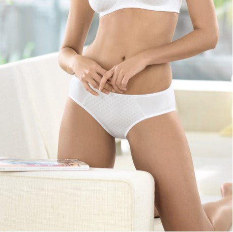 Anita Lisa Brief White 1426