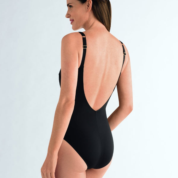 Amoena Singapore One Piece Mastectomy Swimsuit 71207