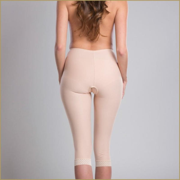 Lipoelastic TD Comfort Post Surgical Compression Garment - Natural