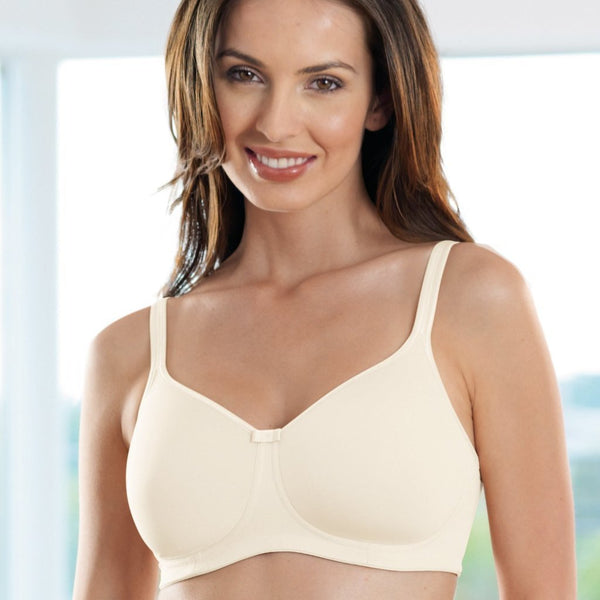 Anita Care Tonya Wire Free Moulded Cup Mastectomy Bra - Champagne 5706X