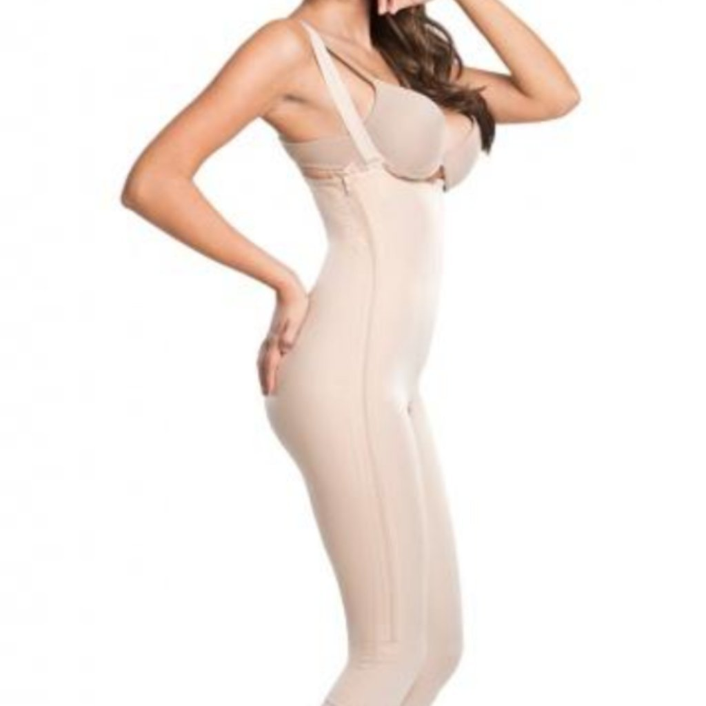 Lipoelastic VD Comfort Post Surgical Compression Garment - Natural