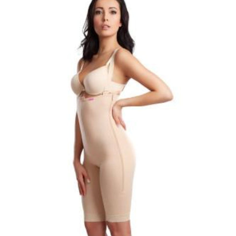 Lipoelastic VF Comfort Post Surgical Compression Garment - Natural