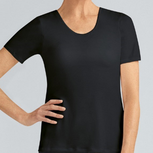 Amoena Valletta Pocketed T Shirt - Black 70231