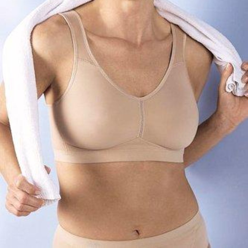 Anita Viviana Active Pocketed Mastectomy Bra - Nude 5300X
