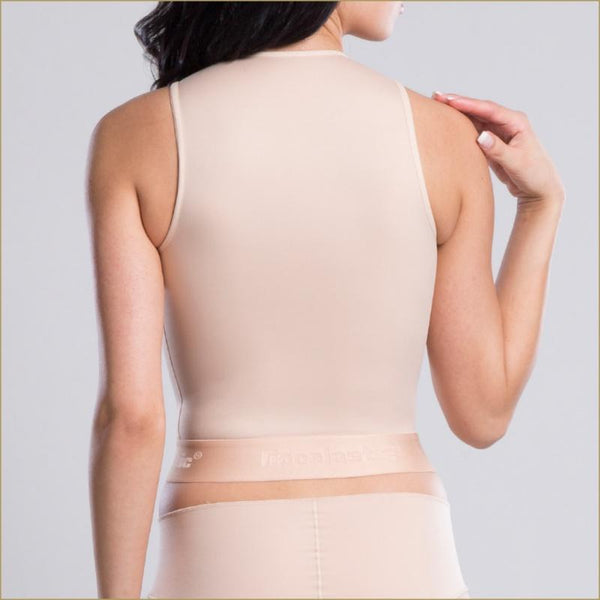 Lipoelastic MT Formed Comfort Post Surgical Compression Garment  -  Natural
