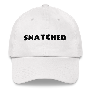 Snatched hat