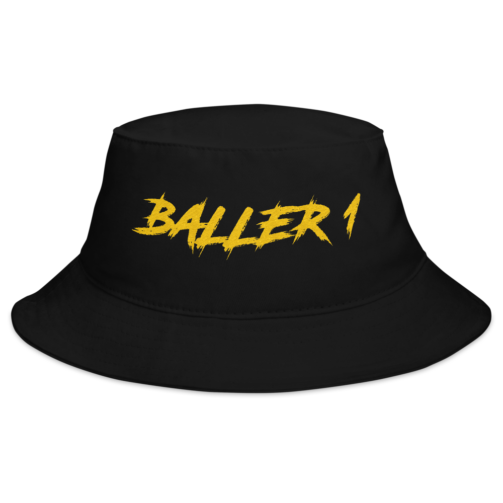 Basketball Bucket Hat