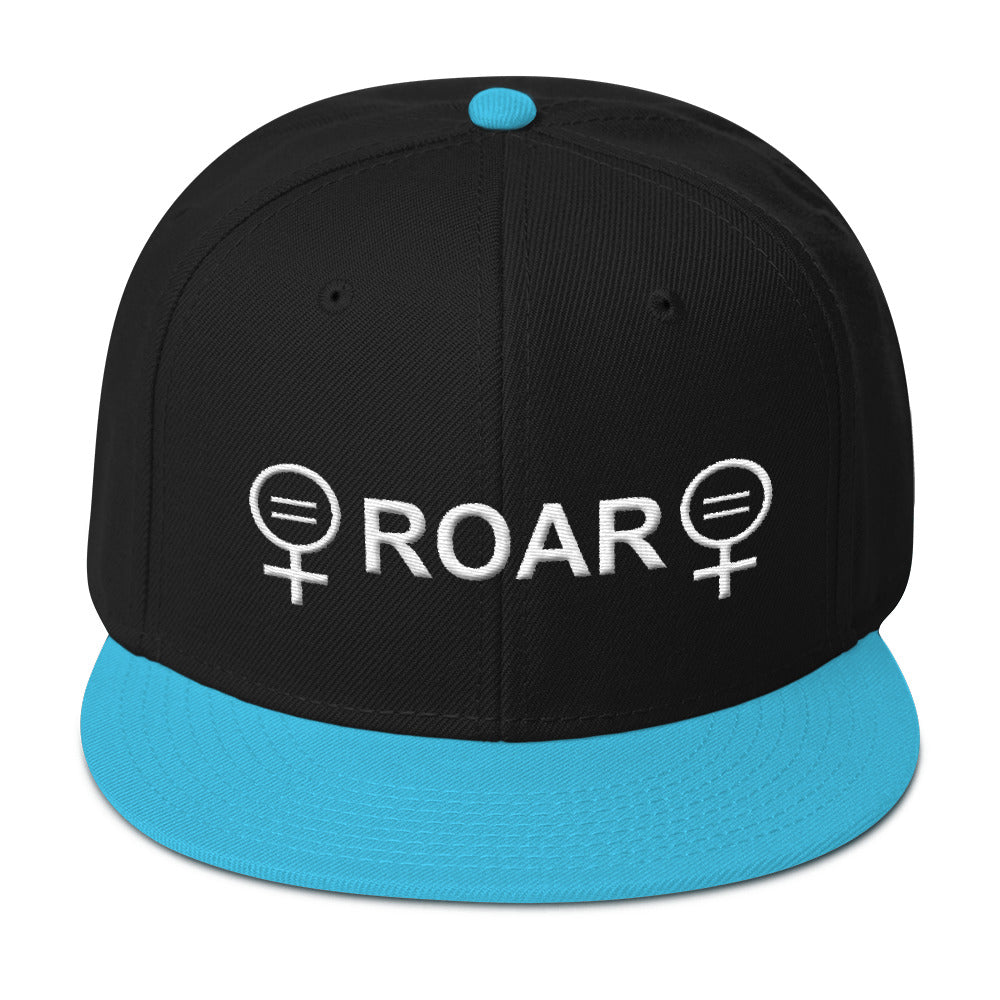 Female equality Snapback Hat