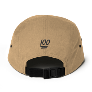 Keep it 100 Five Panel Cap