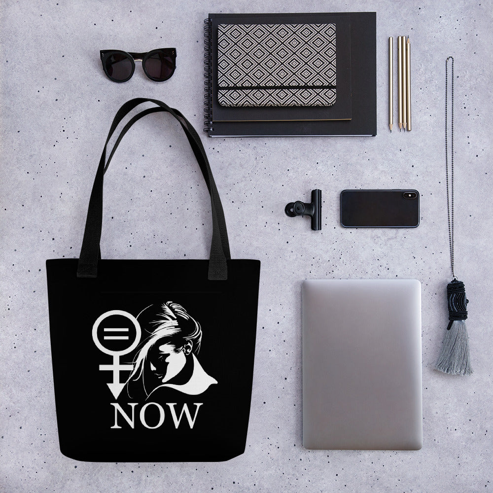 Female equality Tote bag