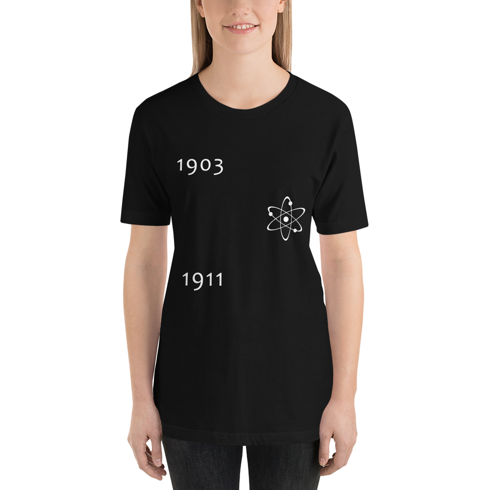 Marie Curie Short-Sleeve Unisex T-Shirt