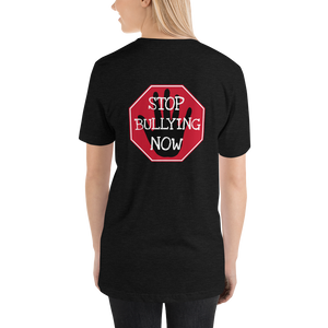 Anti-Bullying Short-Sleeve Unisex T-Shirt