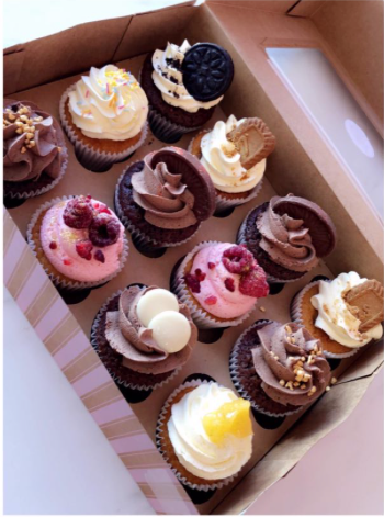 Homemade Luxury Cupcakes- Collection ONLY