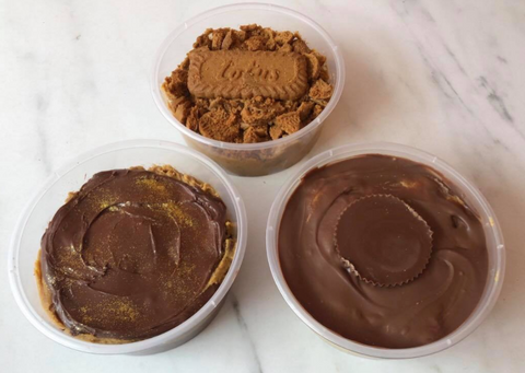 BRAND NEW Cookie Dough Pots