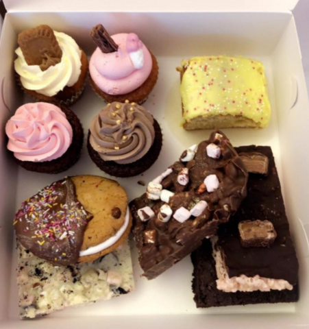 Clitheroe Delivery or Collection ONLY - TREAT BOXES