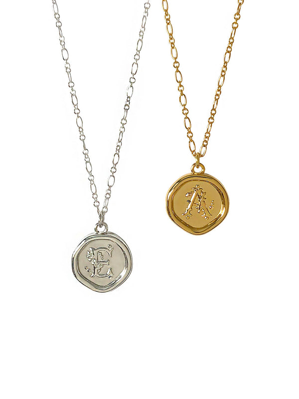 INSIGNIA PENDANT NECKLACES
