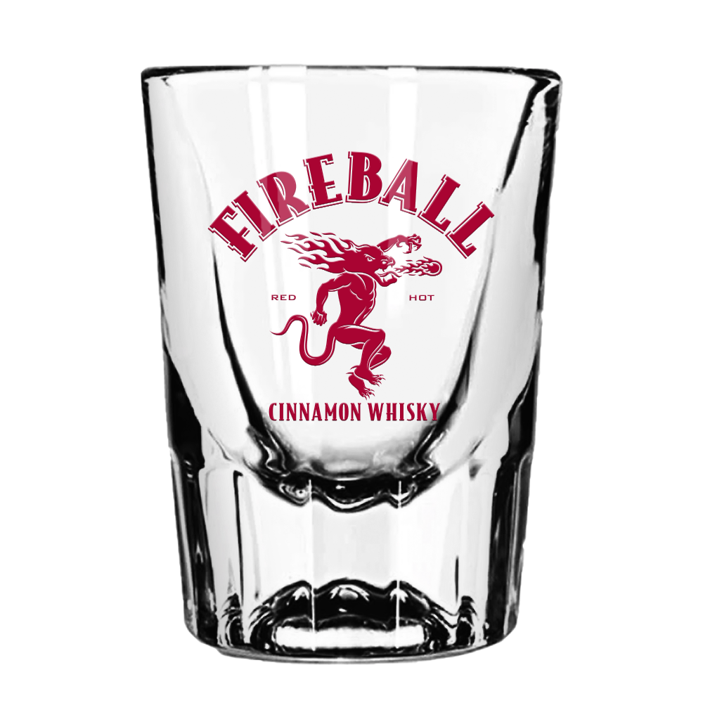 Shotglas Fireball - 3 cl