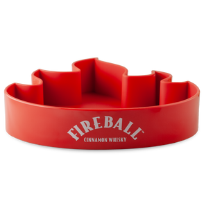 Bricka flamma Fireball