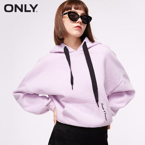 Women's autumn new letter embroidery velvet Hoodie