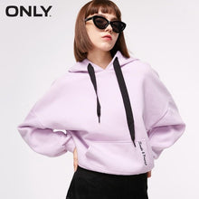 Load image into Gallery viewer, Women's autumn new letter embroidery velvet Hoodie
