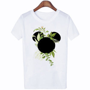 FIXSYS Harajuku T Shirt Casual Women T-shirts
