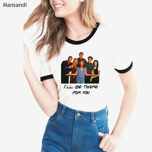 Friends TV show tshirt women