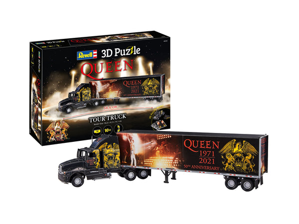 Revell 3D Puzzle: Queen - Tour Truck 50th Anniversary