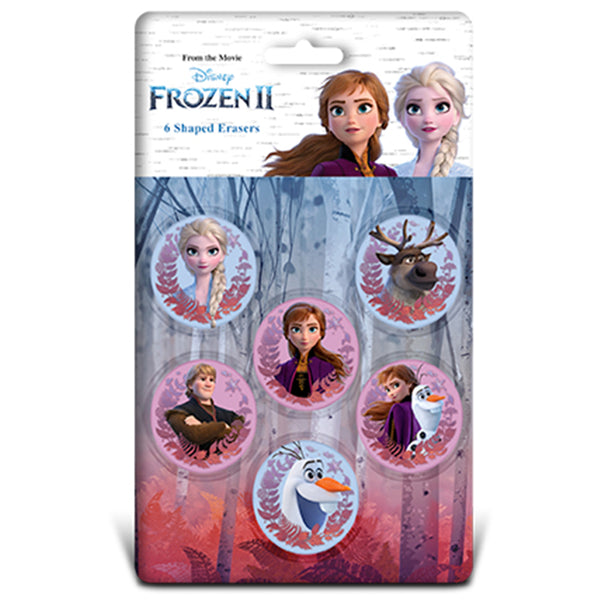 Frozen 2: Radiergummi-Set