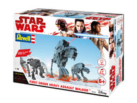 Revell: Star Wars The last Jedi - First Order Heavy Assault Walker