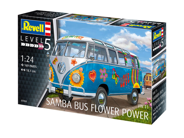 Revell: Samba Bus Flower Power