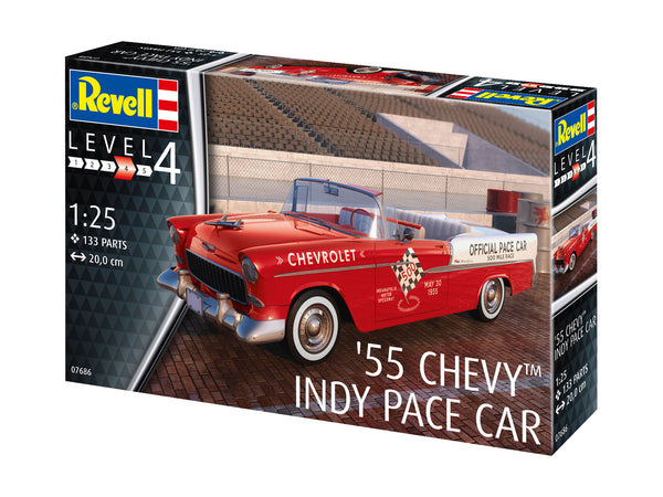 Revell: 1955 Chevrolet Indy Pace Car